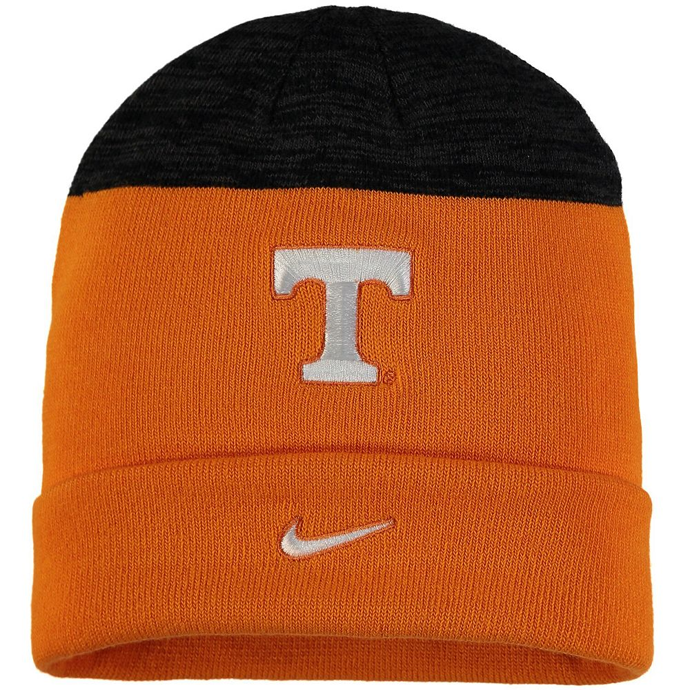 Men's Nike Tennessee Orange Tennessee Volunteers Sideline Cuffed Knit Hat