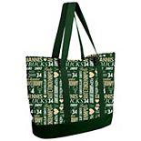 Women's Giannis Antetokounmpo Milwaukee Bucks Player Collage Tote Bag