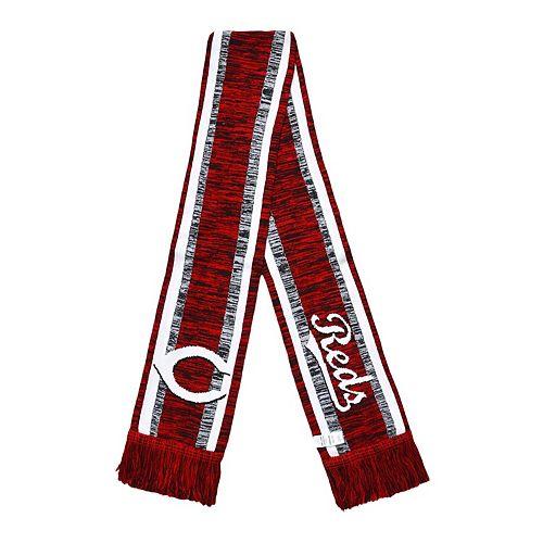 Cincinnati Reds Knit Color Blend Scarf