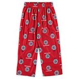 Preschool Red LA Clippers All Over Print Sleep Pants