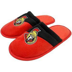 Youth Ottawa Senators Slide Slippers