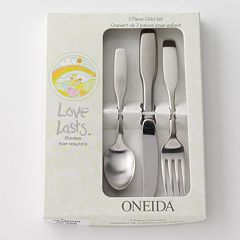 Oneida Paul Revere 3-pc. Children's Flatware Set