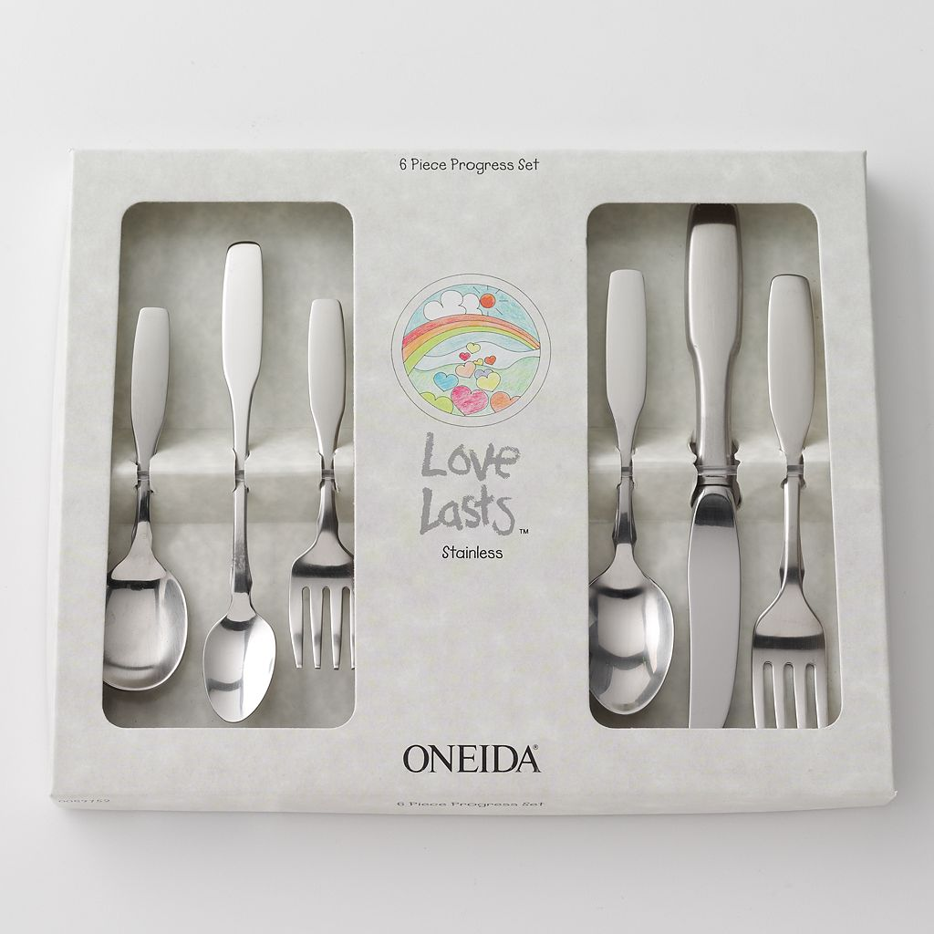 Oneida Paul Revere 6-pc. Progress Flatware Set