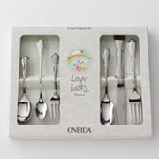 Oneida Love Lasts 6-pc. Chateau Progress Flatware Set