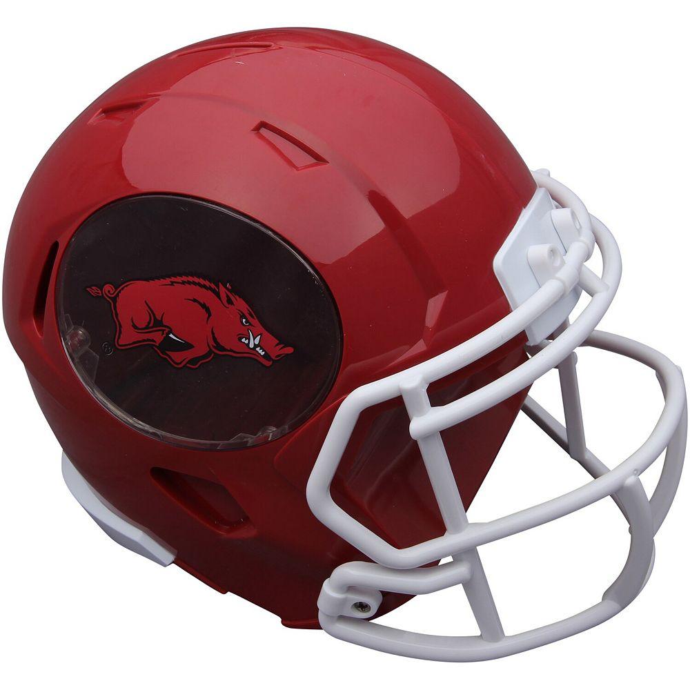 Arkansas Razorbacks Helmet Bank