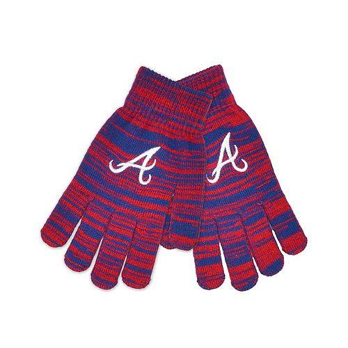 Atlanta Braves Colorblend Gloves