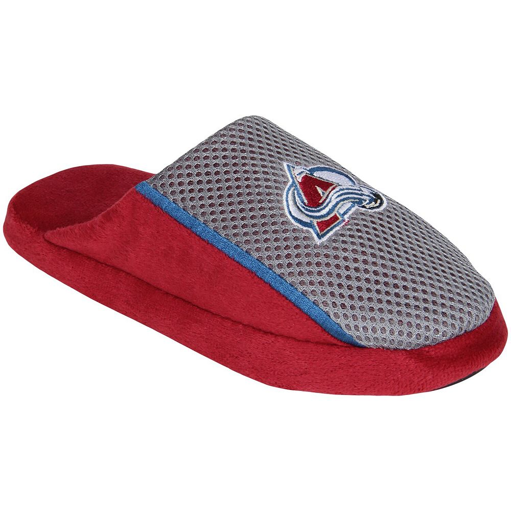 Youth Colorado Avalanche Jersey Slippers