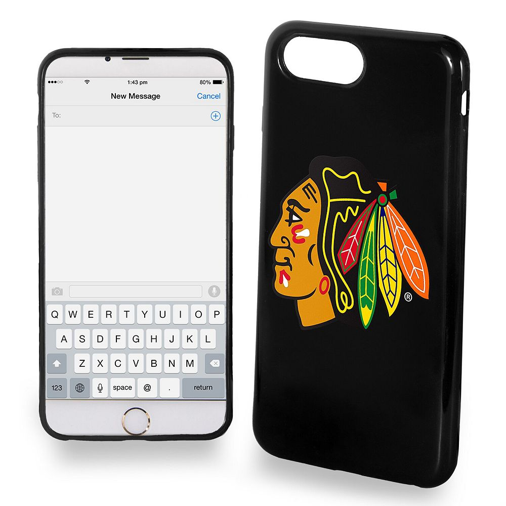 Chicago Blackhawks Solid iPhone 7 Case
