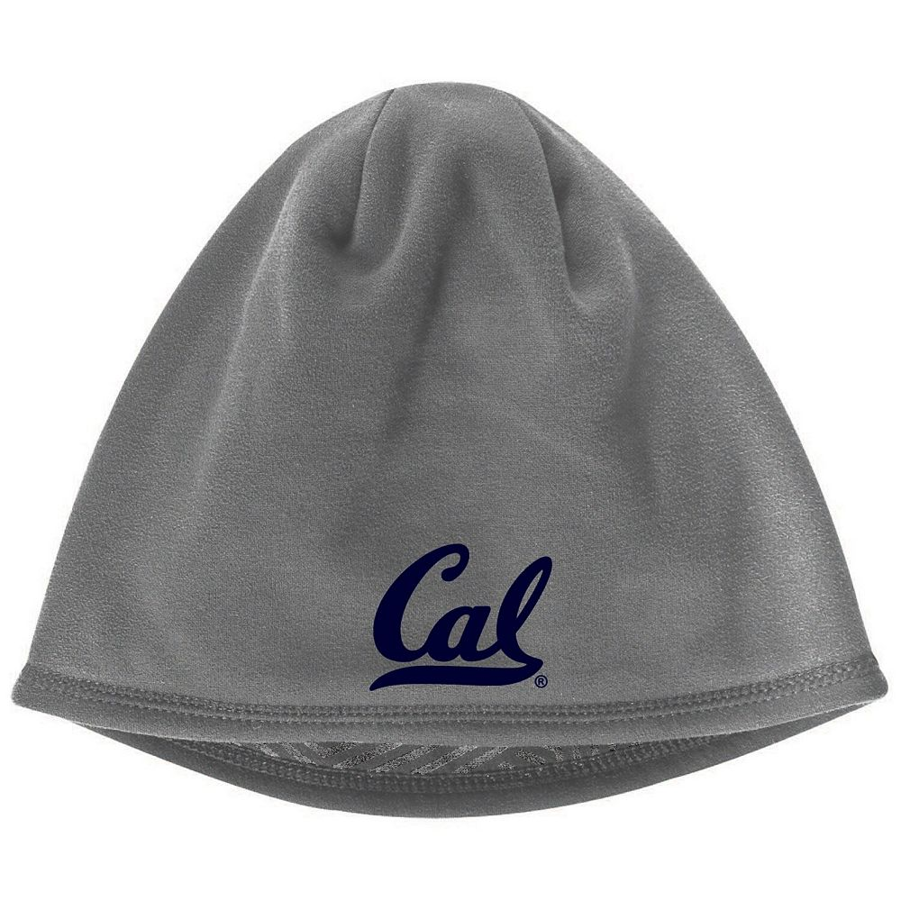 Men's Under Armour Charcoal Cal Bears Element Performance Knit Beanie