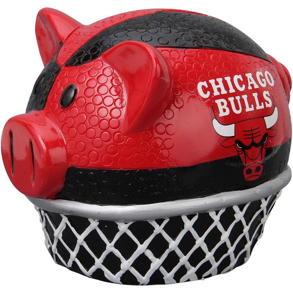 Chicago Bulls Helmet Piggy Bank