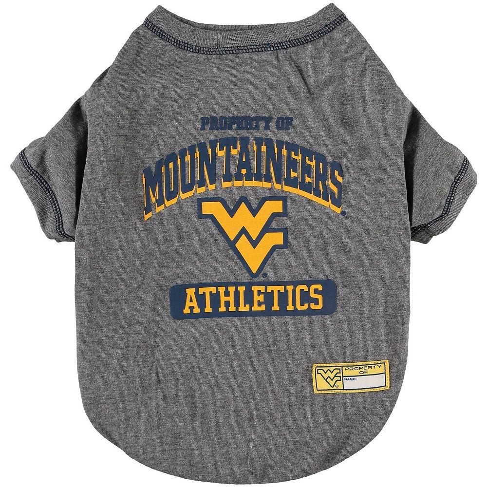 West Virginia Mountaineers Pet T-Shirt