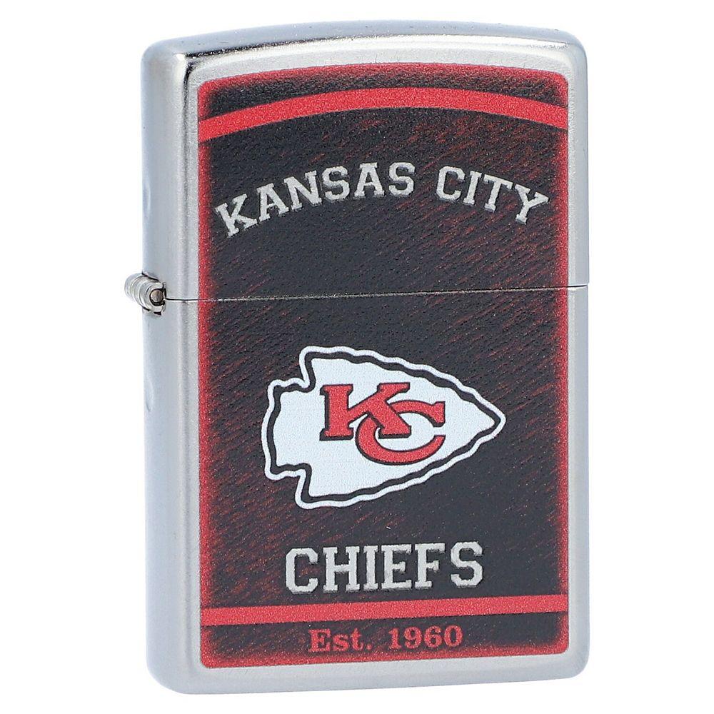 Zippo Kansas City Chiefs Team Logo Lighter