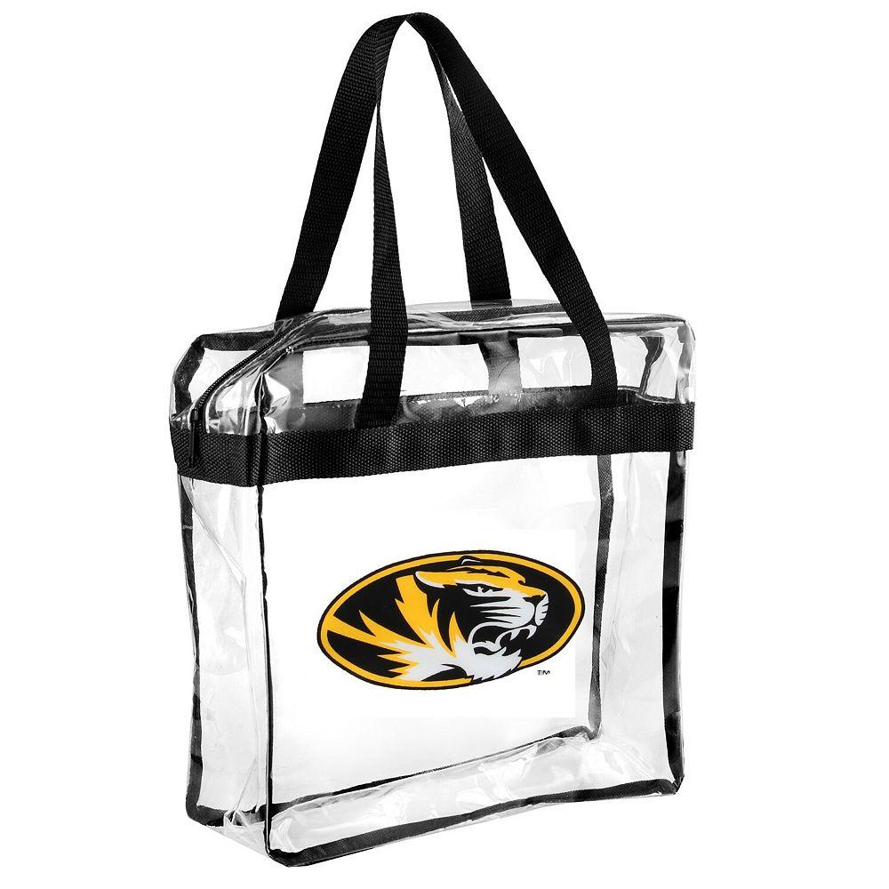 Missouri Tigers Clear Basic Messenger Tote Bag