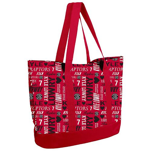 Women's Kyle Lowry Toronto Raptors Player Collage Tote Bag
