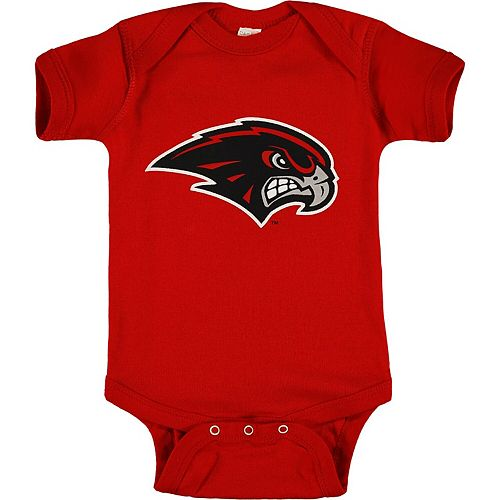 Infant Red Utah Utes Big Logo Bodysuit