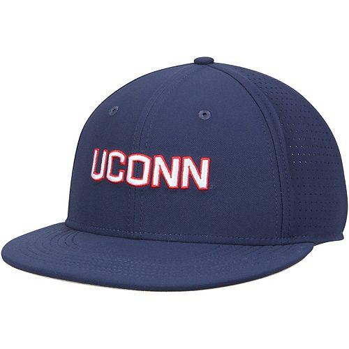 Men's Nike Navy UConn Huskies True Vapor Performance Fitted Hat
