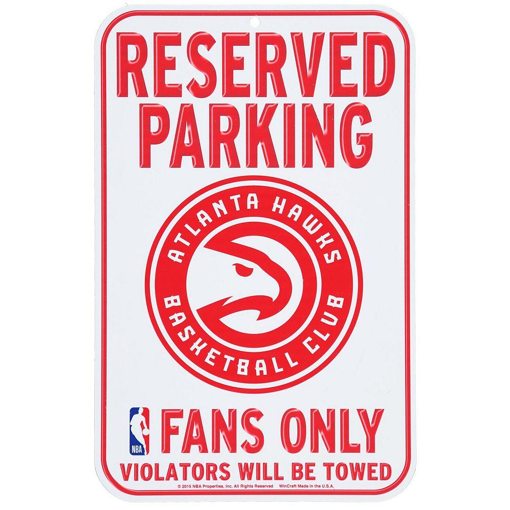 "WinCraft Atlanta Hawks 11"" x 17"" Indoor/Outdoor Sign"