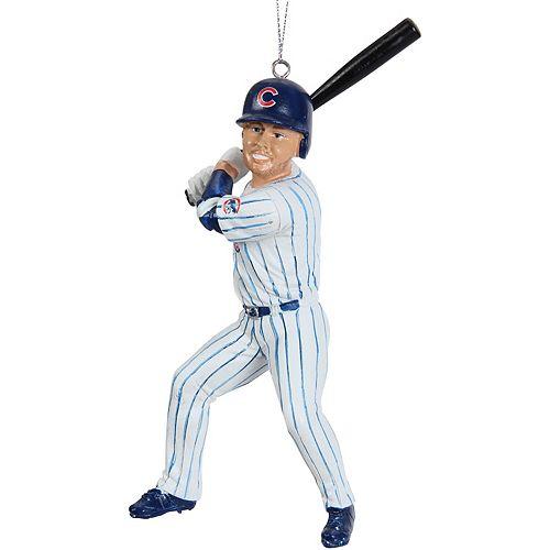 Kris Bryant Chicago Cubs Resin Team Player Ornament