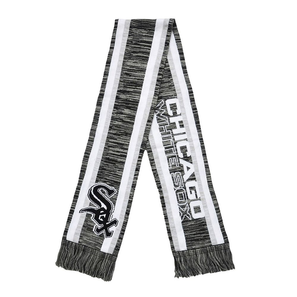 Chicago White Sox Knit Color Blend Scarf