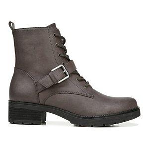 SOUL Naturalizer Quartz Women's Combat Boots