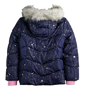 Girls 6-16 ZeroXposur Judith Puffer Jacket