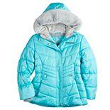 Girls 4-16 ZeroXposur Svana Puffer Jacket