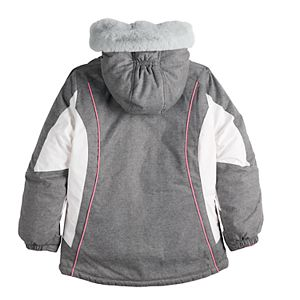 Girls 4-16 ZeroXposur Brigid Systems 3-In-1 Jacket