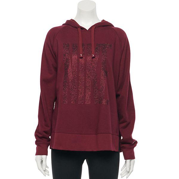 Women S Nike Dri Fit Get Fit Sparkle Training Hoodie המבחר המוביל לשנת 2020 של dri fit nike, ספורט ובידור ועוד עבור 2020! women s nike dri fit get fit sparkle training hoodie