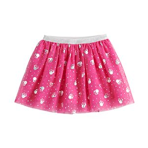 Disney's Minnie Mouse Toddler Girl Tiered Tutu by Jumping Beans®