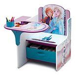 Disney's Frozen 2 Chair Desk with Storage Bin by Delta Children