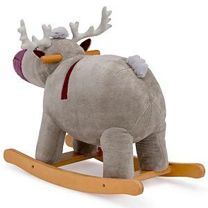 Disney's Frozen 2 Sven Plush Rocking Horse by Delta Children