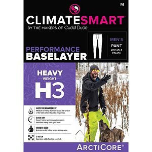 Men's Climatesmart® by Cuddl Duds Heavyweight ArctiCore Performance Base Layer Pants