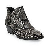 SO® Angelfish Women's Ankle Boots