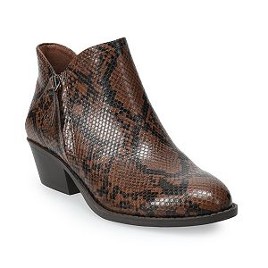 SO® Hanno Women's Ankle Boots