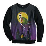 Disney's The Nightmare Before Christmas Boys 8-20 Jack Ugly Christmas Sweater