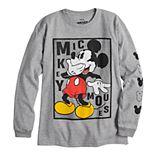 Disney's Mickey Mouse Boys 4-20 Graphic Tee