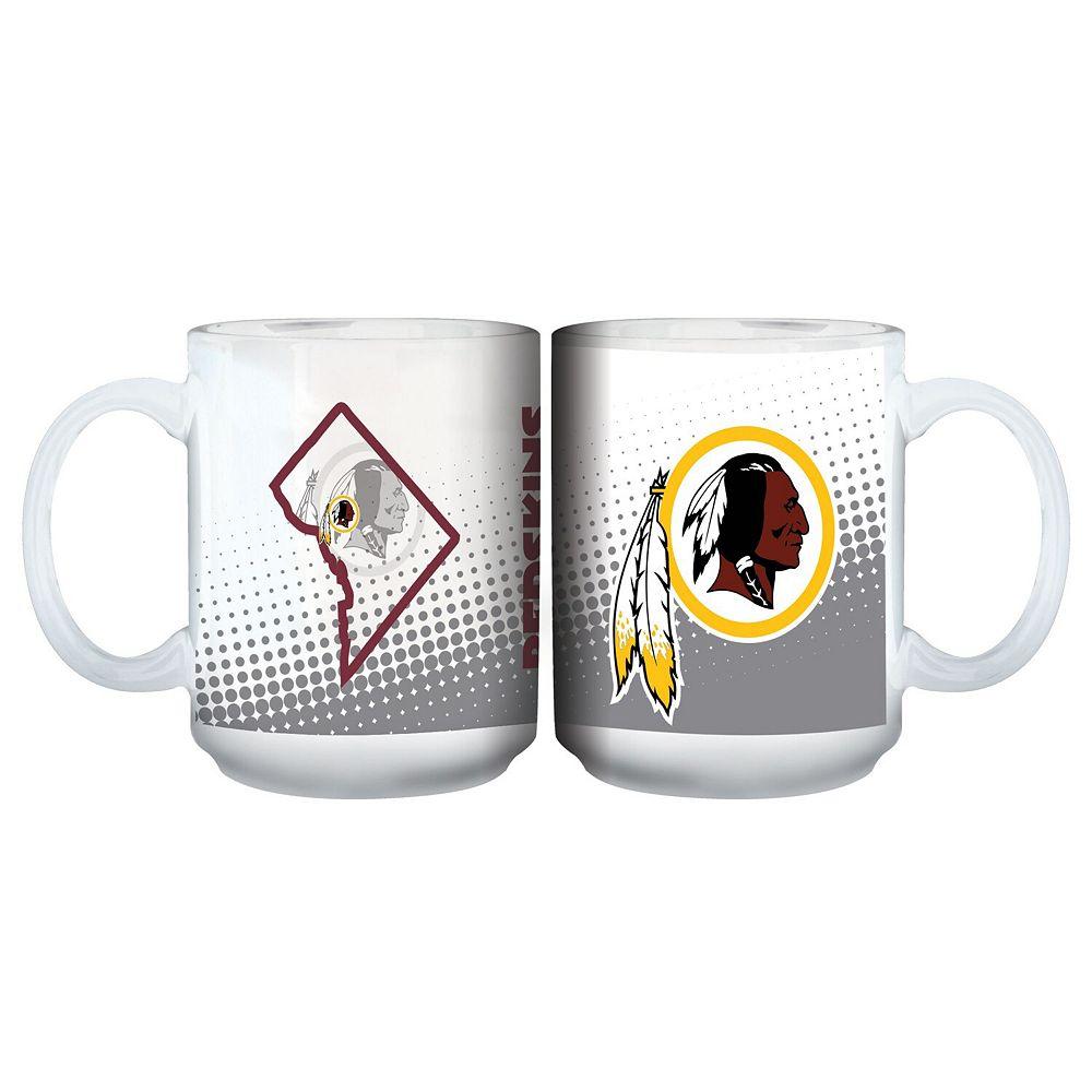 Washington Redskins 15oz. State of Mind Coffee Mug