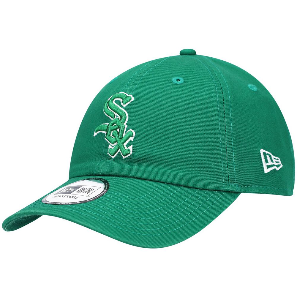 Men's New Era Green Chicago White Sox St. Patrick's Day Casual Classic Adjustable Hat
