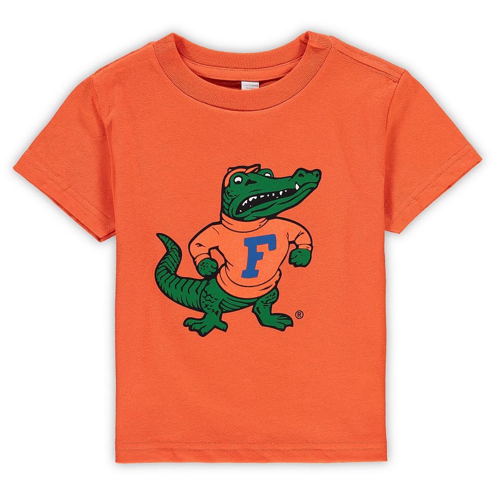 Toddler Orange Florida Gators Big Logo T-Shirt