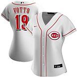 Women's Nike Joey Votto White Cincinnati Reds Home 2020 Replica Player Jersey
