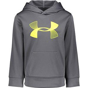 Boys 4-7 Under Armour UA Big Logo Hoodie