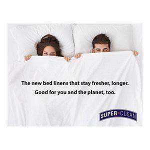 SuperClean Brushed Microfiber Bedskirt