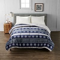 Cuddl Duds Cozy Soft Comforter Twin Deals