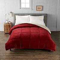 Deals on Cuddl Duds Cozy Soft Comforter Twin