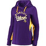 Women's Fanatics Minnesota Vikings Fleece Hoodie