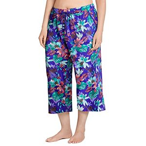 Plus Size Jockey® Pajama Capri Pants