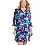 Plus Size Jockey® Boyfriend Sleepshirt