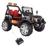 Lil' Rider All-Terrain Ride-On Toy Car