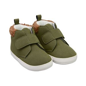 Baby Boy Carter's Single Strap Bootie Crib Shoes
