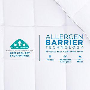 Columbia Allergen Barrier Performance Comforter